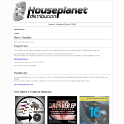 HousePlanet News