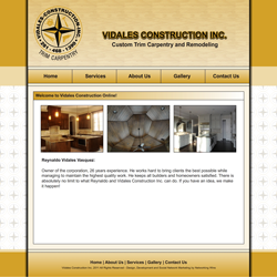 Vidales Construction